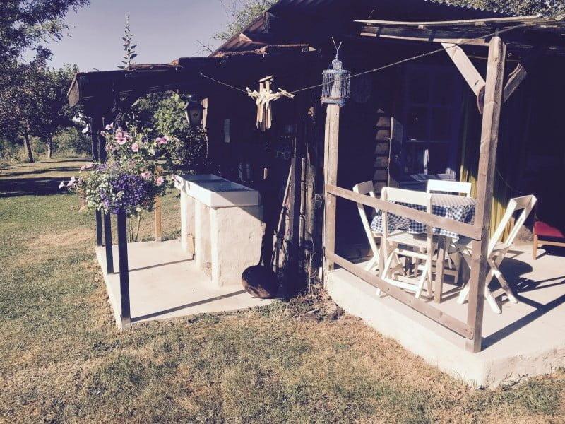 Chambres d'hôtes & Camping Maison du Silence