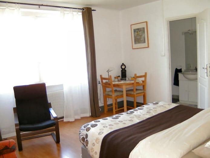 Chambres d'hôtes en Camping A-Rigaud
