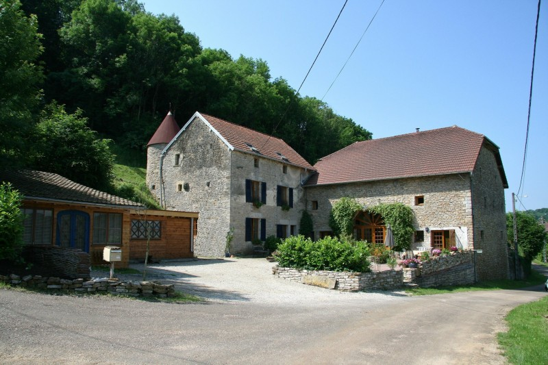 Bed en breakfast La Tourelle, Colombotte