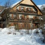 Skichalet, bed & breakfast, appartementen Solneige